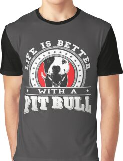 Pit Bull lovers Graphic T-Shirt