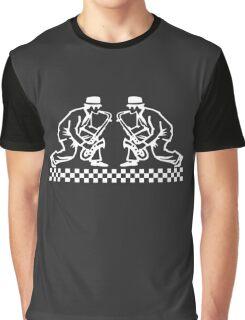 Ska Brass Funny Music Graphic T-Shirt