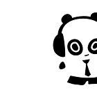 Headphone Pandas by Yincinerate