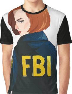 The X-Files Graphic T-Shirt