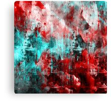 abstract abnormality rb 2 Canvas Print
