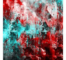 abstract abnormality rb 2 Photographic Print