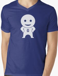 Community - Greendale Comic-Con/Yahoo Inspired Human Beings  Mens V-Neck T-Shirt