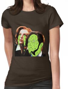 The X-Files Womens Fitted T-Shirt