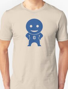 Community - Greendale Comic-Con/Yahoo Inspired Human Beings (BLUE) T-Shirt