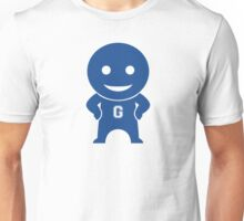 Community - Greendale Comic-Con/Yahoo Inspired Human Beings (BLUE) Unisex T-Shirt