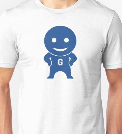 Community - Greendale Comic-Con/Yahoo Inspired Human Beings (BLUE) Unisex T-Shirt