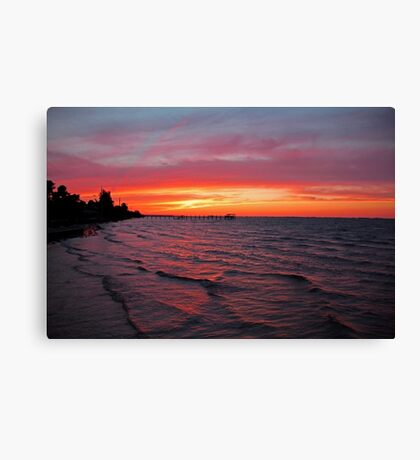 Dreams as Vast as the View Canvas Print
