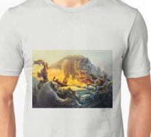 Cadillac & Dinosaurs Unisex T-Shirt