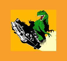 T-Rex Driving Unisex T-Shirt