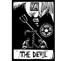 The Devil  - Tarot Cards - Major Arcana Photographic Print