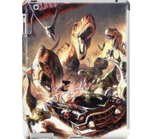 Apocaliptic Dinosaurs iPad Case/Skin