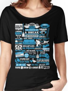 Central Perk. You fell asleep. I know Women's Relaxed Fit T-Shirt