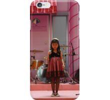 singing contest iPhone Case/Skin