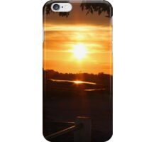 Sunset Seven Two Four iPhone Case/Skin