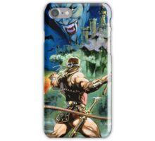 Dracula Retro iPhone Case/Skin