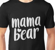 Vintage Mama Bear shirt for Mother's day t-shirt for Mom Unisex T-Shirt