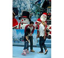 inline skate Photographic Print