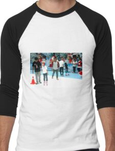 inline skate Men's Baseball ¾ T-Shirt