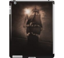 Dark Ocean Passage iPad Case/Skin