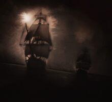 Dark Ocean Passage by Daniel Watts