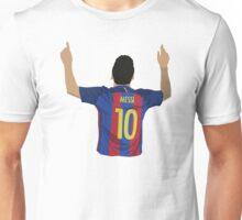 Lionel Messi Goal Celebration Unisex T-Shirt