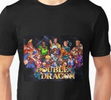 Double Dragon Arcade Unisex T-Shirt