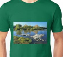 Maumee River at Providence Unisex T-Shirt