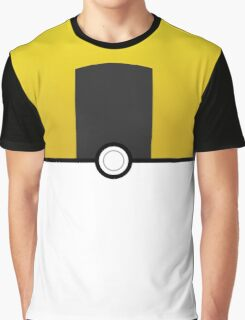 Pokemon - Ultraball Graphic T-Shirt
