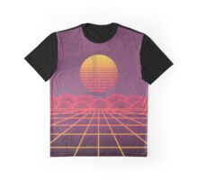 Neon Dream Graphic T-Shirt