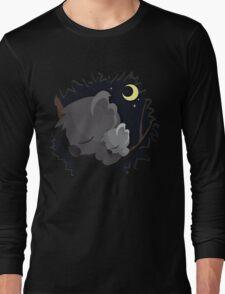 Sleeping Koalas Long Sleeve T-Shirt