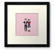 John and Suzie - Sex Criminals Framed Print