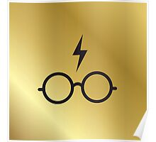 HP GOLD Poster