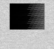 8-Bit Lines Unisex T-Shirt