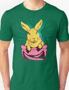 bunny rabbit in your pocket pet shirt Unisex T-Shirt