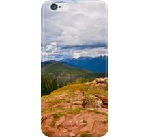 """Shrine Ridge Trail"" Vail, Colorado- USA iPhone Case/Skin"