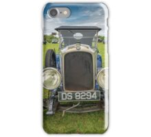 Vintage Day iPhone Case/Skin