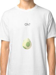 Egg hatching POKEMON GO Classic T-Shirt