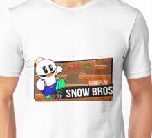 Snow Bros Retro Unisex T-Shirt