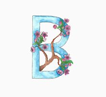 B is for Blossom Unisex T-Shirt