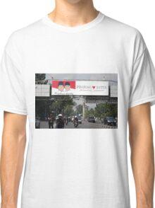 prabowo hatta rajasa billboard Classic T-Shirt
