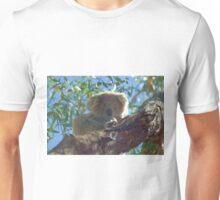 Cuddly Koala Unisex T-Shirt