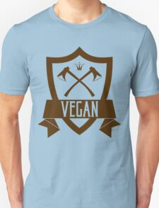 VEGAN COAT OF ARMS T-Shirt