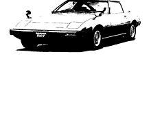 Mazda RX7 Series 1 by garts