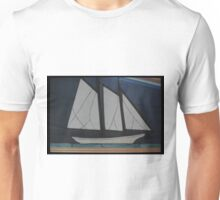Lead light ship Unisex T-Shirt