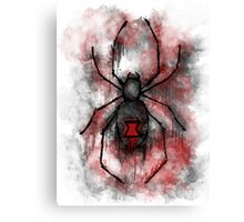The Silent Spider Canvas Print