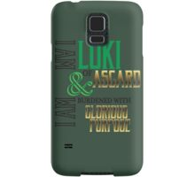 Glorious Burdens  Samsung Galaxy Case/Skin