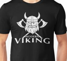 Modern Viking Logo Unisex T-Shirt