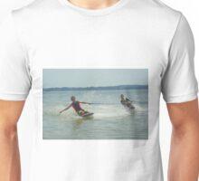 Making a splash Unisex T-Shirt