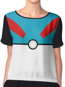 Pokemon - Megaball Chiffon Top